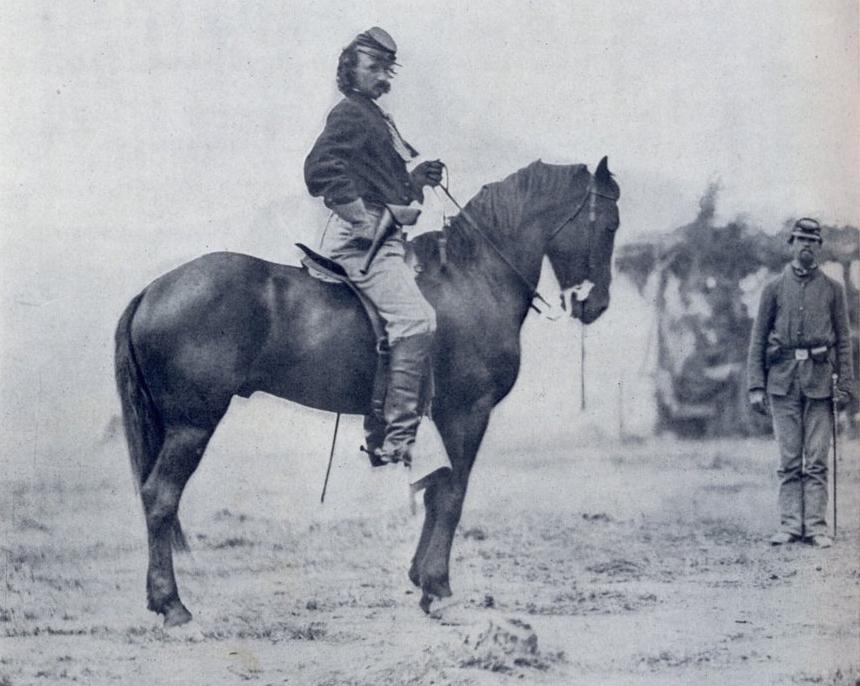 Custer - Ramener